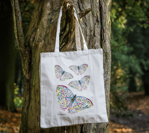 BUTTERFLIES ECO BAG