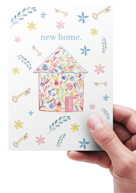 NEW HOME ECO-CARD