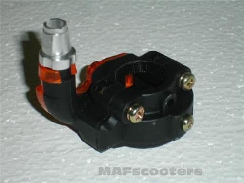 Adjustable Throttle Housing for Minibike/Motos/Quads/Petrol Scooters