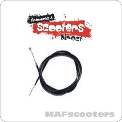 Brake  cable for petrol/electric scooters