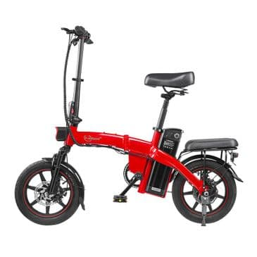 DYU A5 Road Legal Electric Folding Bike