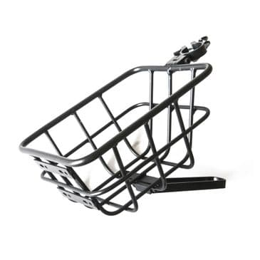 DYU D3 and D3+  E-Bike Back carrier basket with fixing Bracket (1)