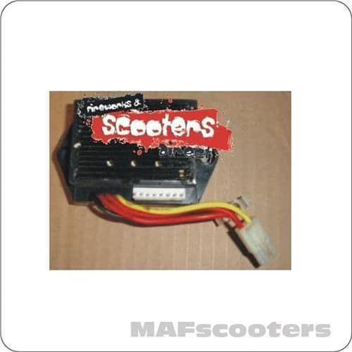 Electric E scooter Control relay  180 to 300 watt 24 volt Bl 4wire