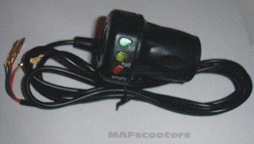 Electric E scooter Throttle handle 4 wire  MAF Evolution  X1000RS watt 36 volt