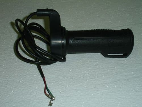 Heavy Duty Rubber Electric E scooter Throttle Handle for Scooters