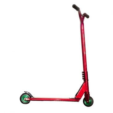 M.A.F Red Mist Carbon Fibre pro Freestyle scooter ps001b