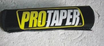 Off Road Bar Pad Pitbike / Moto-X / Trials Black and yellow