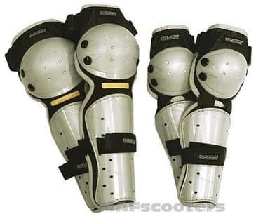 Youth Knee & Elbow Protection Pack MX/Trials/Pitbike