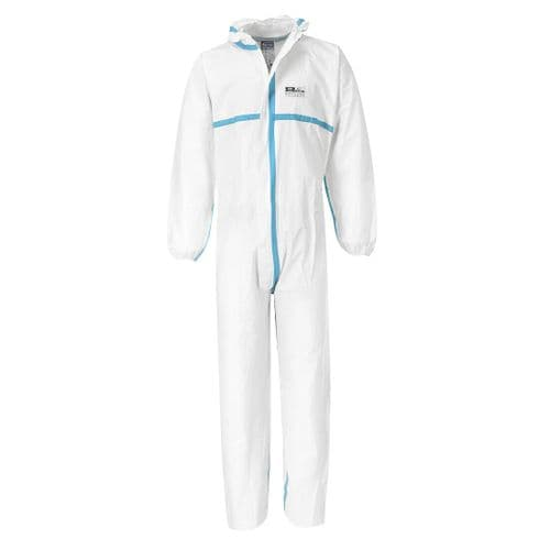 BizTex Microporous Coverall Type 4/5/6