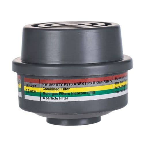ABEK1P3 Combination Filter Special Thread Connection
