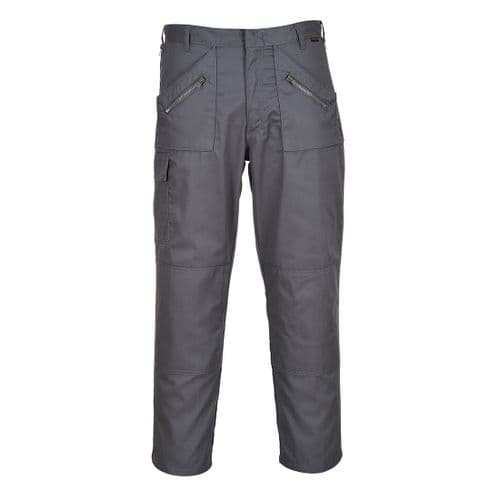 Action Trousers Grey Tall