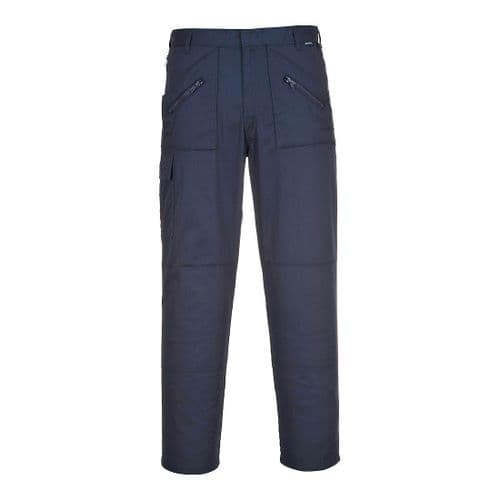 Action Trousers Navy