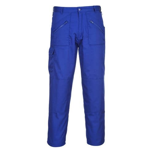 Action Trousers Royal Blue Tall