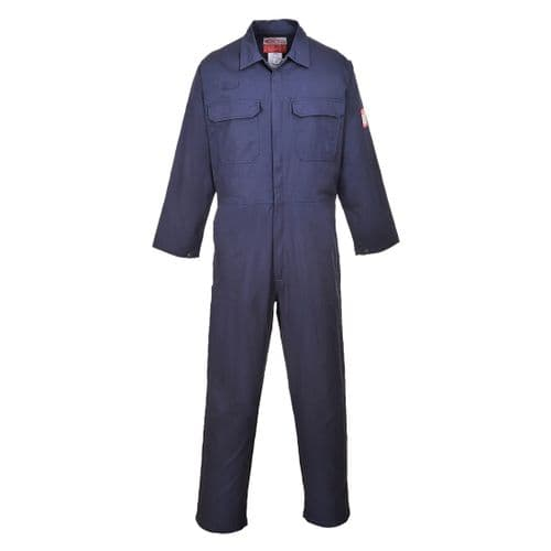 Bizflame Pro Coverall Navy
