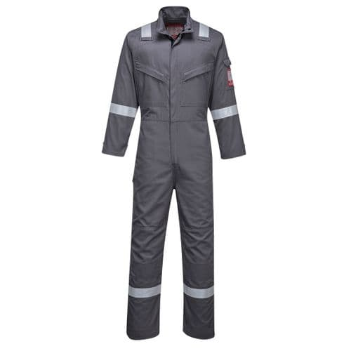 Bizflame Ultra Coverall Grey
