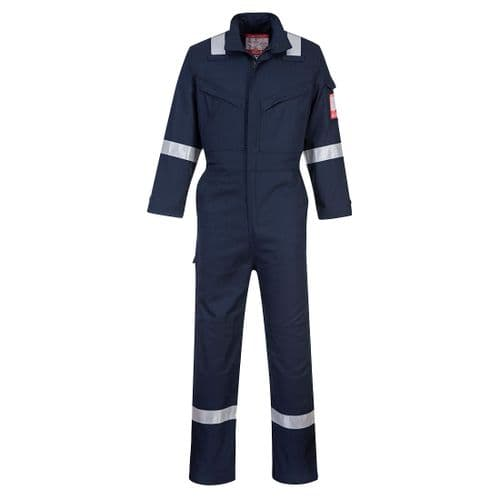 Bizflame Ultra Coverall Navy