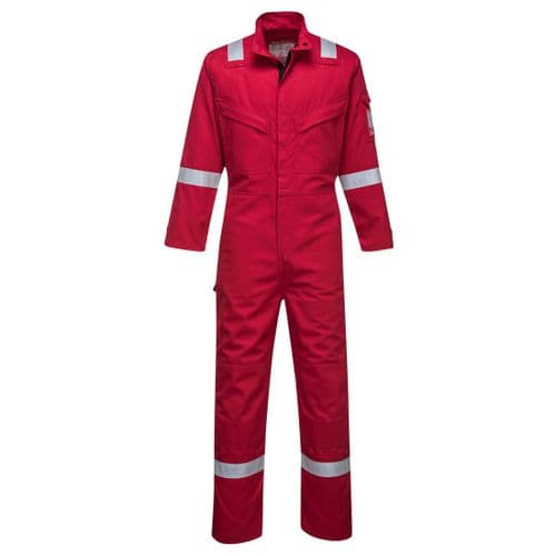 Bizflame Ultra Coverall Red