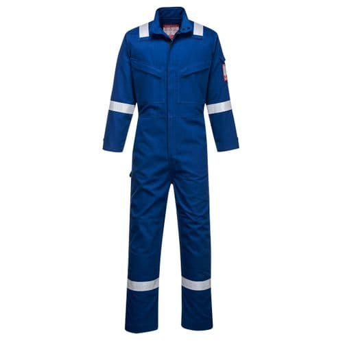 Bizflame Ultra Coverall Royal Blue