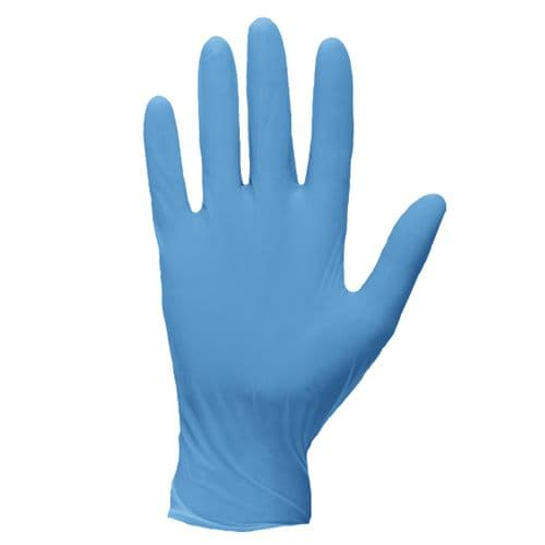 Extra Strength Powder Free Disposable Nitrile Gloves Cat 1