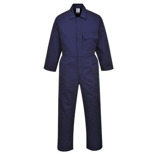 Standard Coverall Navy Tall