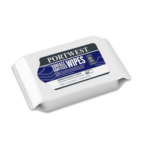 Surface Wipes Wrap (100 Wipes)