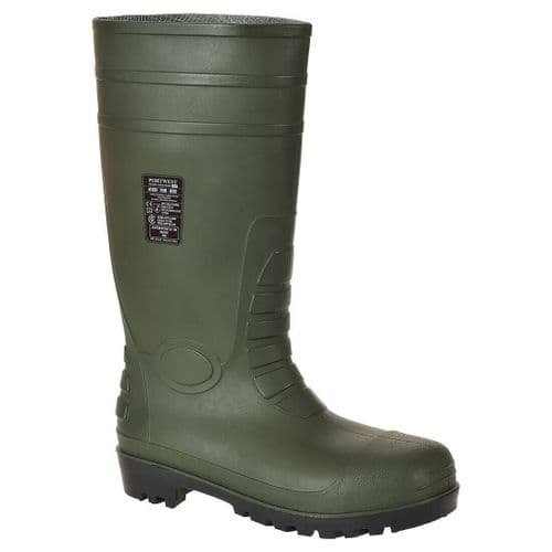 Total Safety Wellington S5 Green