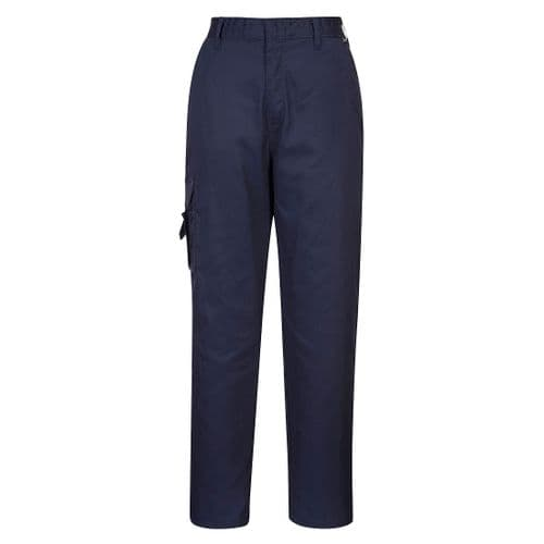 Women's Combat Trousers Navy Tall