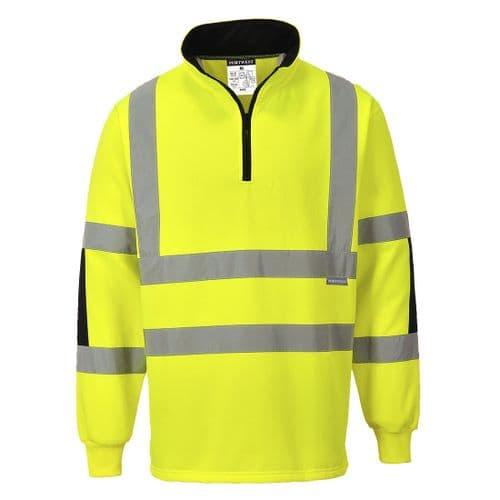 Xenon Rugby Shirt Yellow