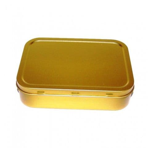 2oz Empty Survival / Tobacco Tin