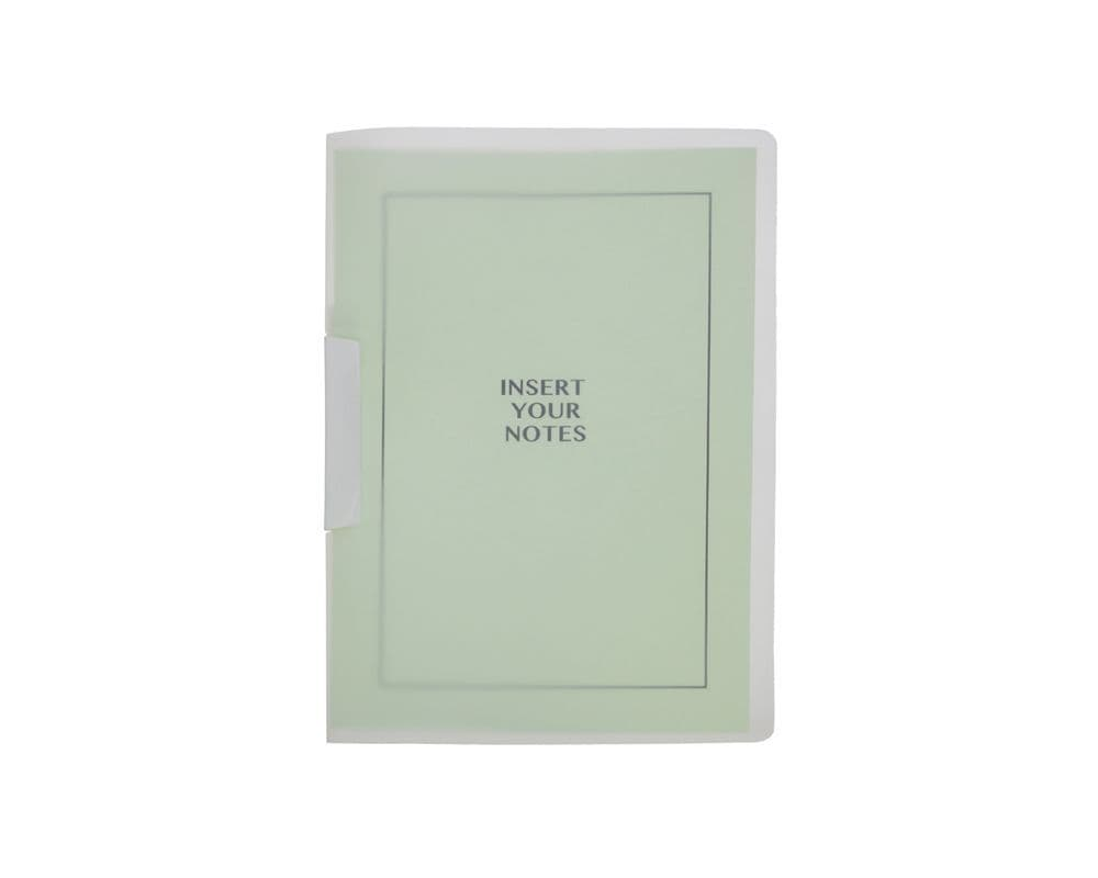 A4 Frosted Document File - Pack of 5