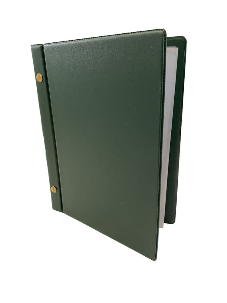 A5 Expandable Hard Cover Nyrex / Nirex Document Holder