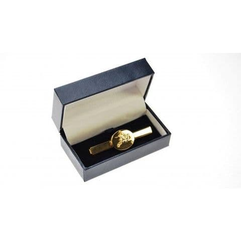 Airborne Pegasus Gold Plated Tie Slide