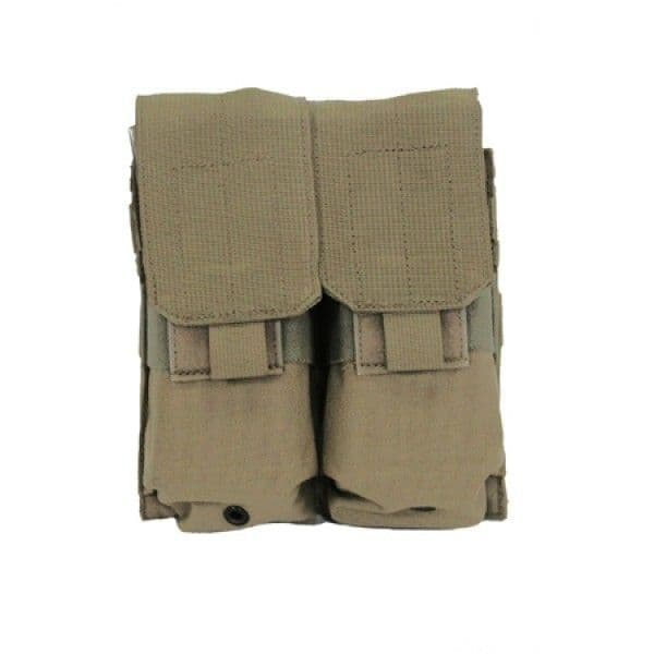 BlackHawk S.T.R.I.K.E M4 Double Mag Pouch with Speed Clip (38CL03)