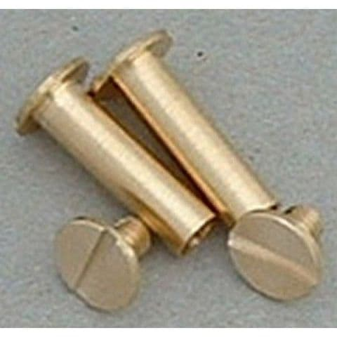 Brass Screws/Posts (1 Pair)