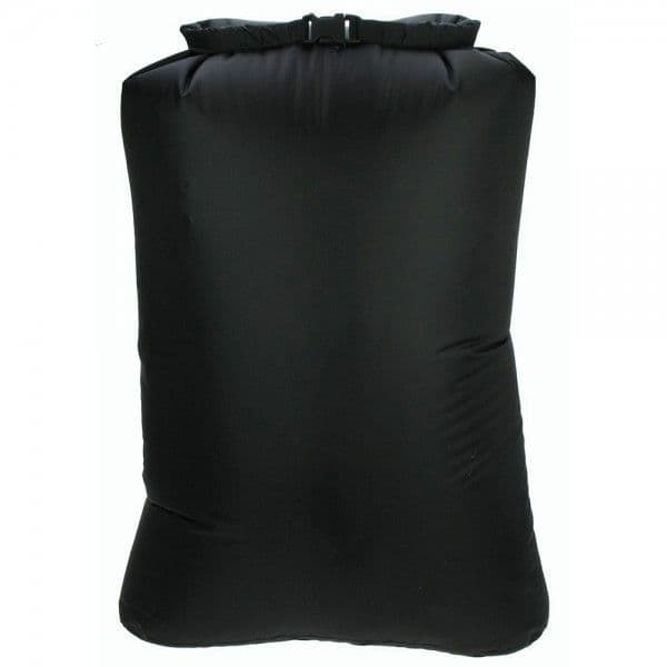 Exped 100% Waterproof Daysack Drybag - Black - XL (22Ltr)