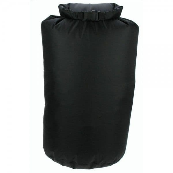 Exped 100% Waterproof Daysack Pouch Drybag - Black - M (8Ltr)