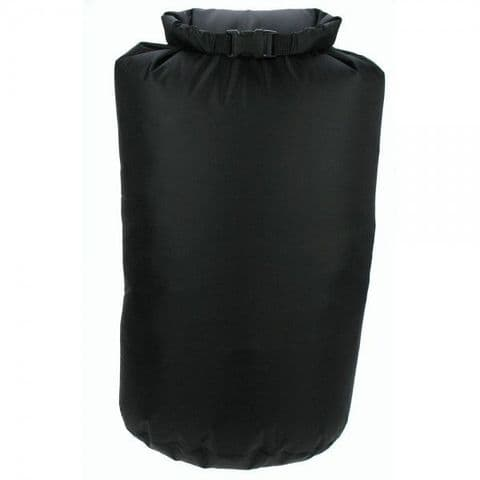 Exped 100% Waterproof Rucksack Compartment Drybag - Black - L (13Ltr)