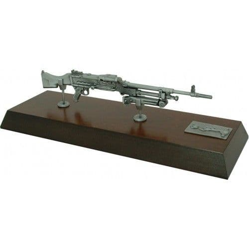 GPMG Light Role Pewter Statuette