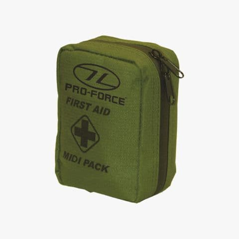 Highlander Military Midi First Aid Pack