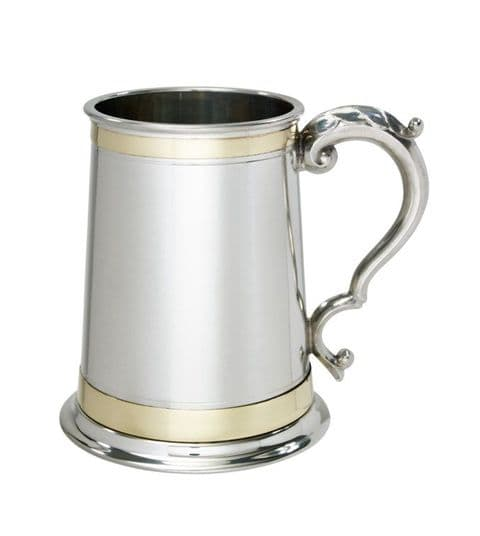Monarch Pewter Tankard