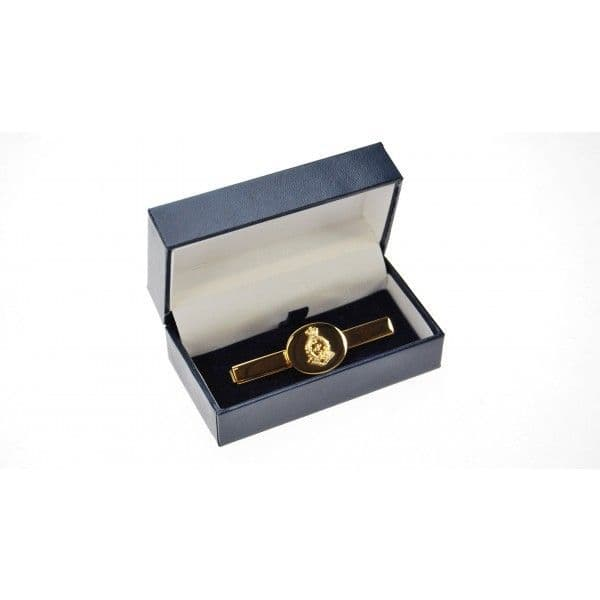 Royal Army Medical Corps Gold Plated Tie Slide