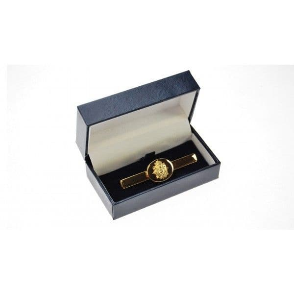 Royal Logistic Corps Gold Plated Tie Slide