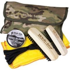 Web-tex Boot Care Kit - Multicam
