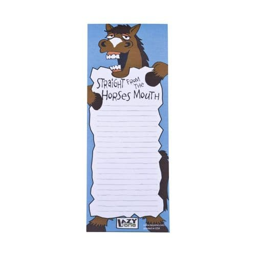 Lazyone Magnetic Notepad