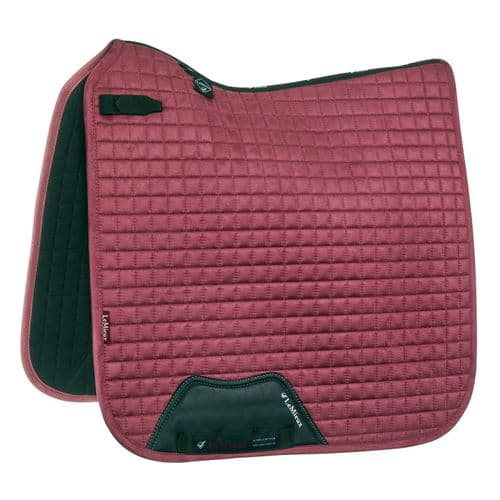 LE MIEUX DRESSAGE PAD - FRENCH ROSE
