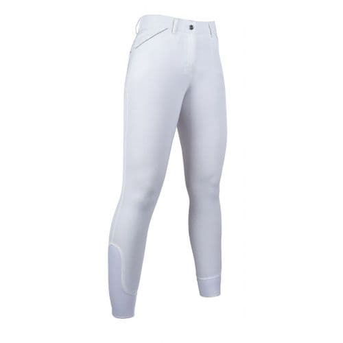 Riding breeches -Piping 1- silicone seat