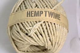 NATURAL TWINE 4MM