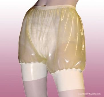 "Latex Bloomers ""NS"""