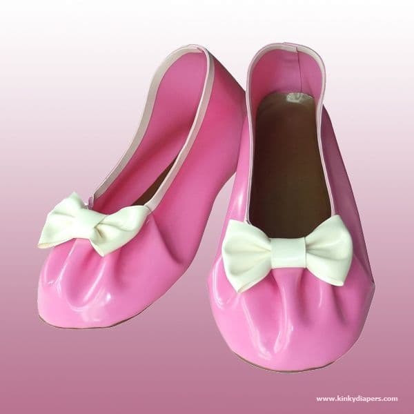 Sissy Ballerina Shoes