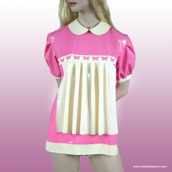 SISSY RUBBER DRESSES - KINKY DIAPERS